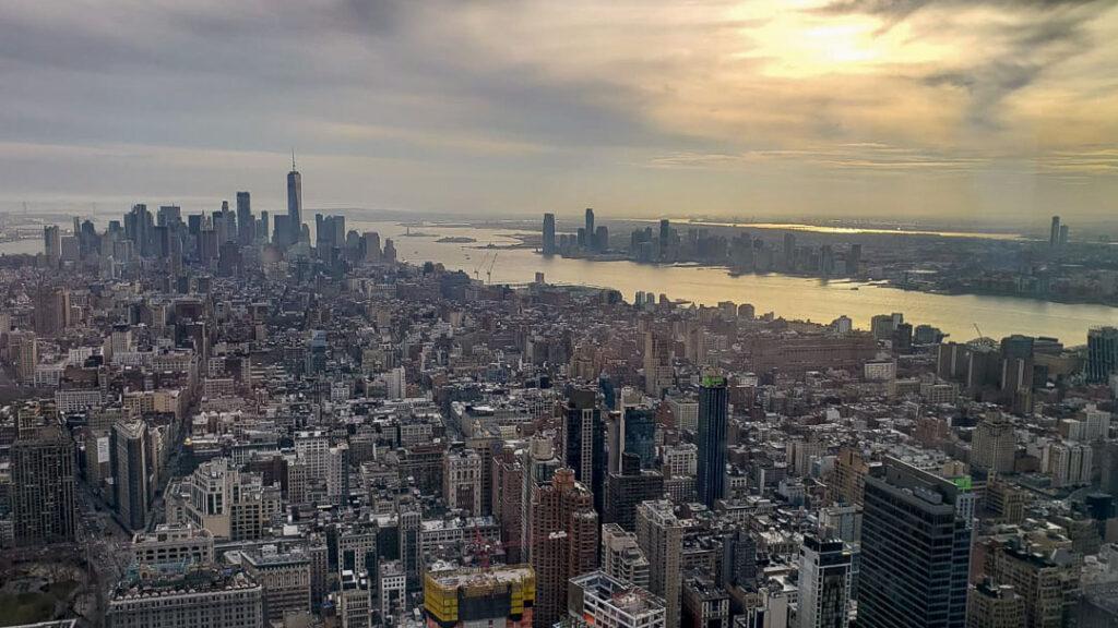 Vista do Empire State