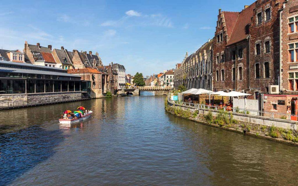 Gante na Bélgica