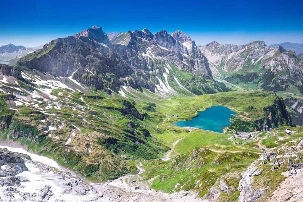 Titlis mountain