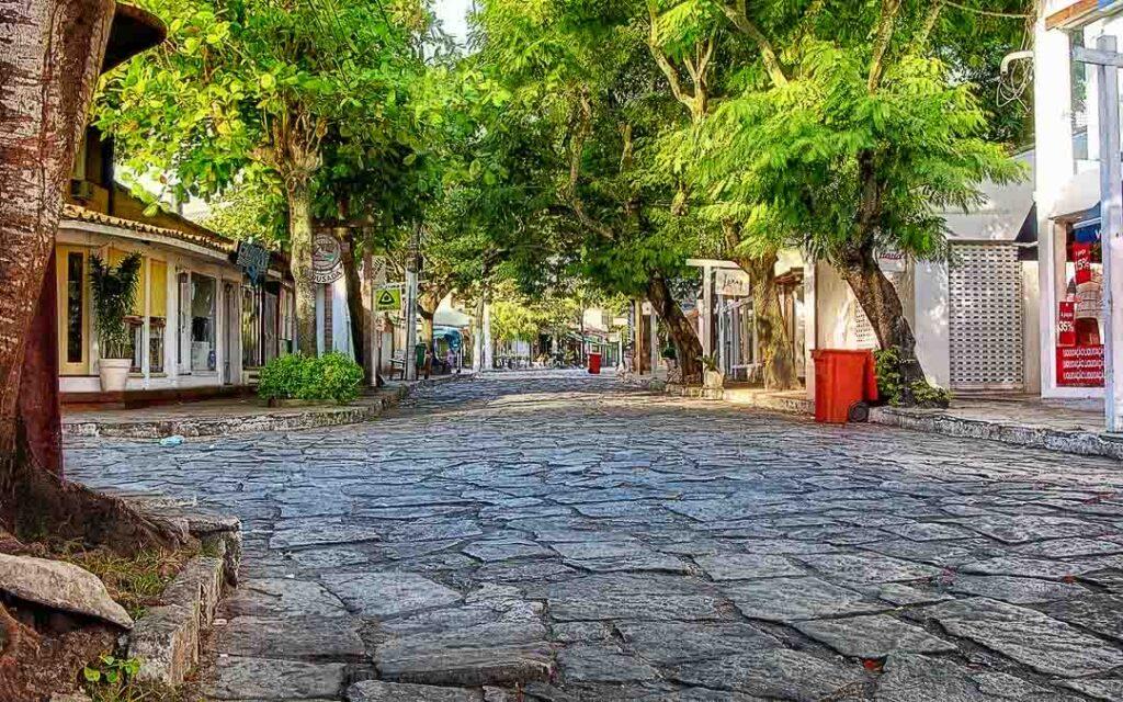 Rua das Pedras