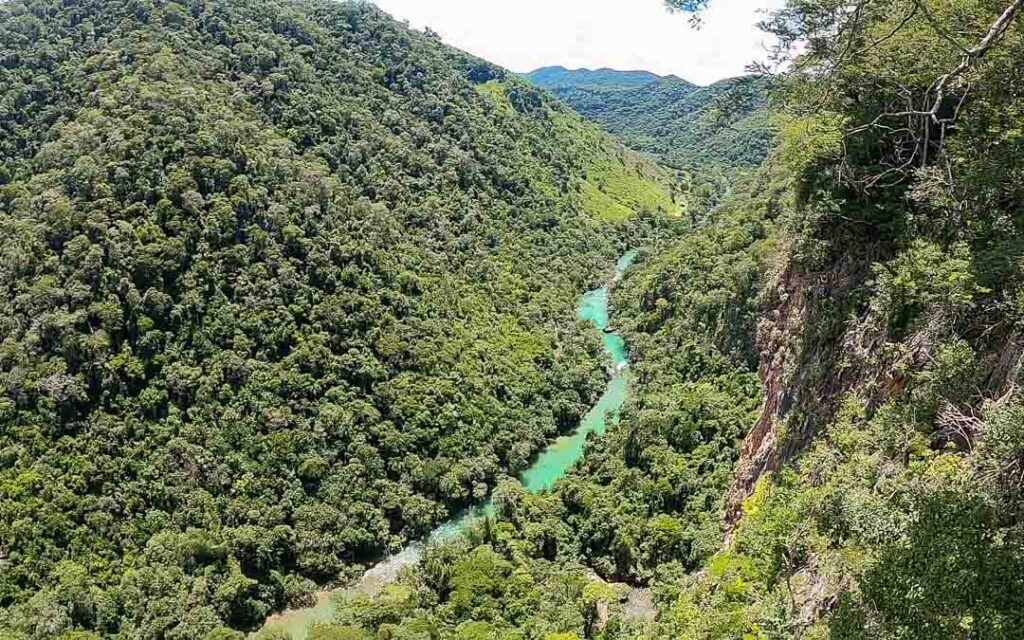 Cânion Rio Salobra