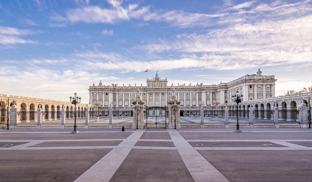 Palácio Real Espanha