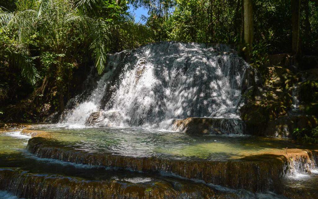 Cascata do Jabuti na Boca da Onça