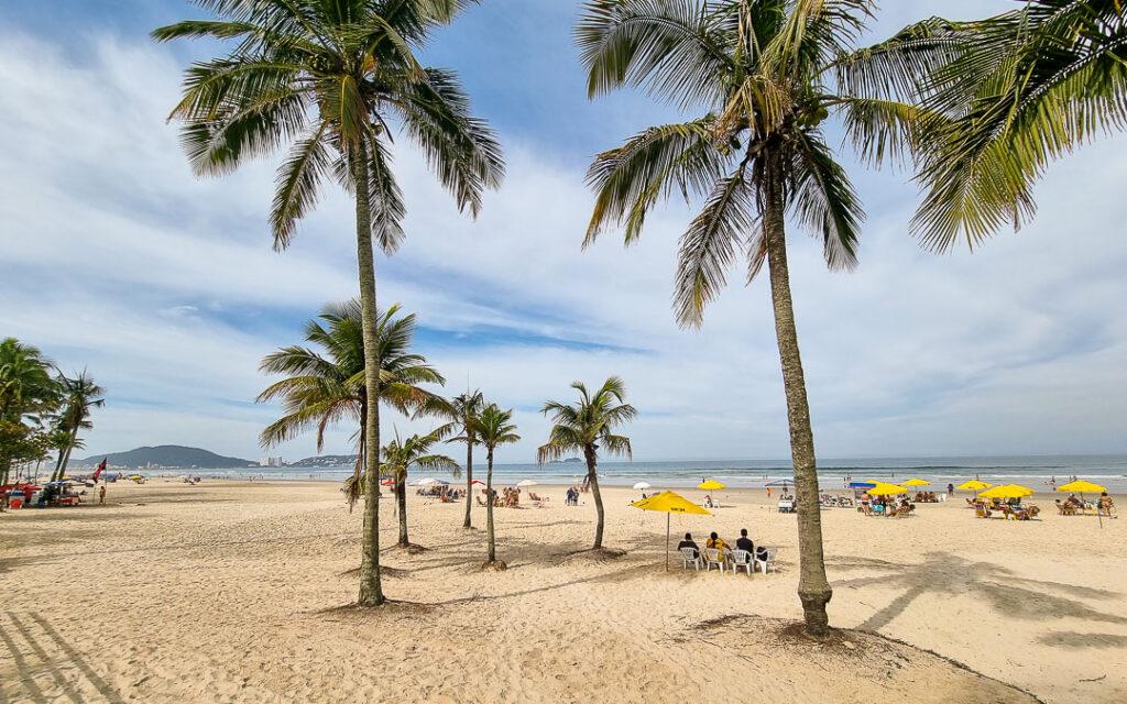 Praia da Enseada – Guarujá