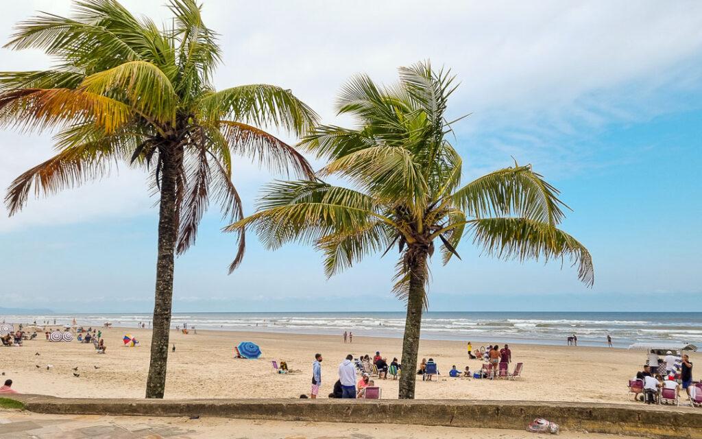 Praia do Caiçara