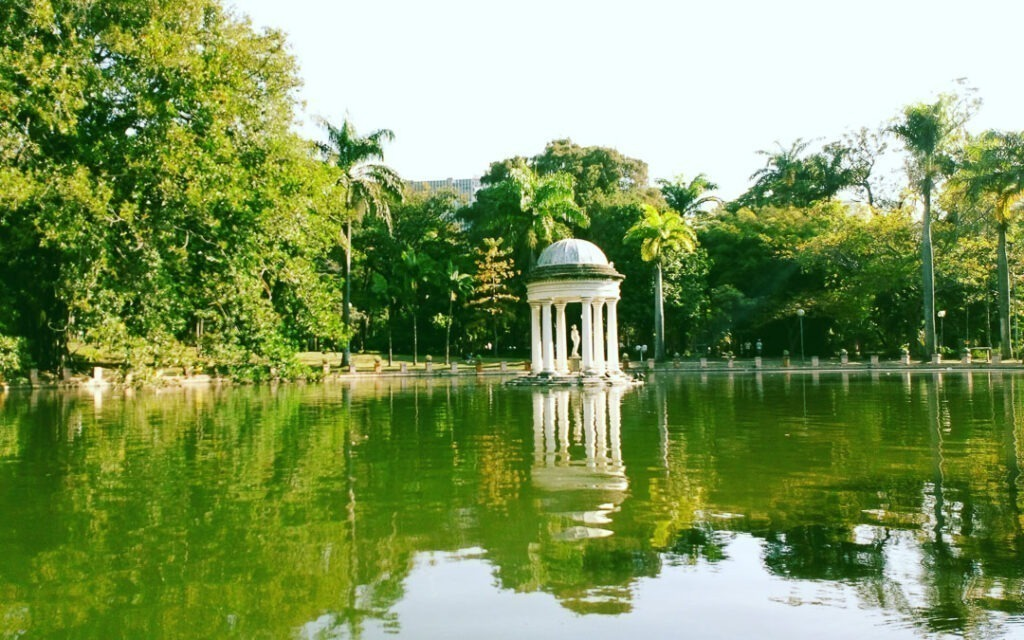 Parques em BH: Parque Municipal de Belo Horizonte